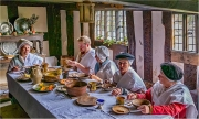 Richard Schramm_A Tudor Farm Lunch