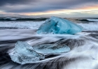 Keith Truman_Jokalsarlon Ice Beach, Iceland