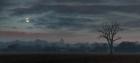Peter North_Winter Moonrise
