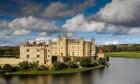 Paul Lidbetter_Castle bathed in Autumn Sunshine