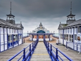 Mike James_Down the empty Pier