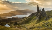 Keith Truman_Early light at the Old Man of Storr