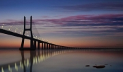 Peter North_Vasco Da Gama Bridge, Lisbon