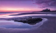 Keith Truman_First Light at Bamburgh
