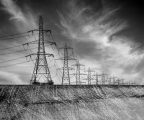 Peter North, Pylons. Commended LPOTY 2015