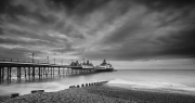 Mike James_Dawn-at-Eastbourne-Pier