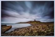 Mike James_Towards Dunstanburgh Castle