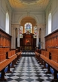 Pam Aynsley_Pembroke College Chapel, Cambridge