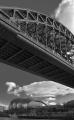 Pam Aynsley_Over the Tyne Bridge to The Sage