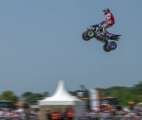 Pam Aynsley_Stunt Rider