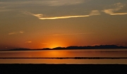 Paul Ravenscroft_ Sunset over Antelope Island, Utah