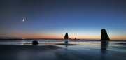 Peter North_Lowtide Moonrise