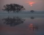 Peter North_Midwinter Sunset
