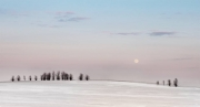 Peter-North_Moonrise-Over-Snowfields